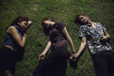 Billie (Tilda Cobham-Hervey), Jasmine (Imogen Archer) and Josh (Sam Althuizen)Credit by BryanMason (2)