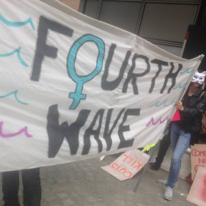 Fourth Wave by Sophie Yates