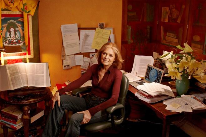 Gloria Steinem_author photo (c) Annie Leibovitz v2