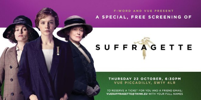 Suffragette_Special_screening