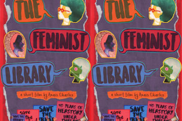 The Feminist Library - Anaïs Charles