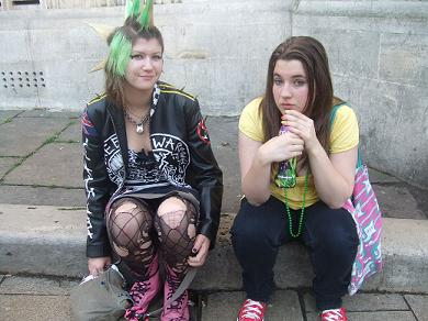 Punk girl and friend.jpg