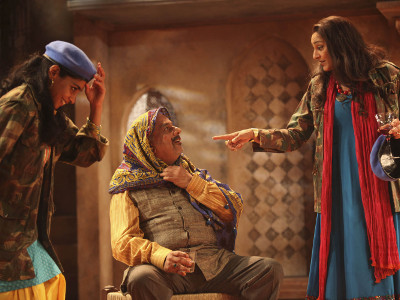 New review: Delhi delights in new Much Ado - The F-Word